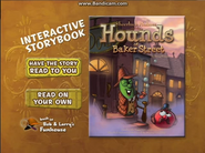 Sherlock Holmes and the Hounds of Baker Street storybook