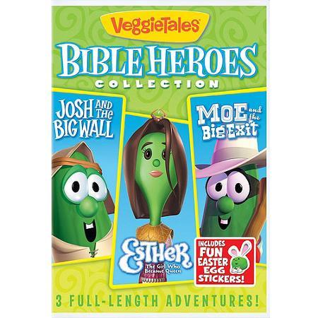 Bible Heroes! Triple Pack
