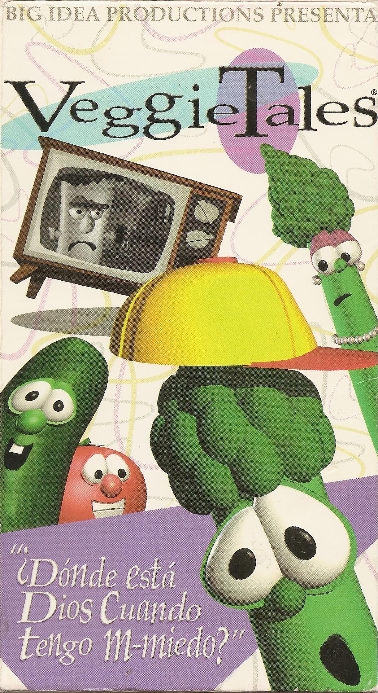 VeggieTales (Latin Spanish dub)
