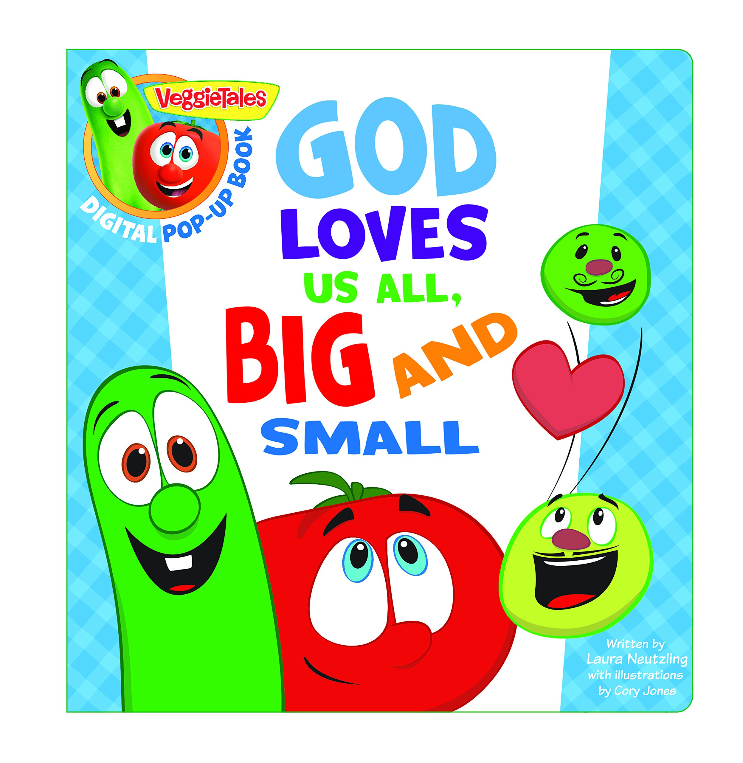 God Loves Us All, Big and Small