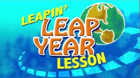 Larry's Leapin' Leap Year