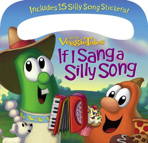 If I Sang A Silly Song (book)
