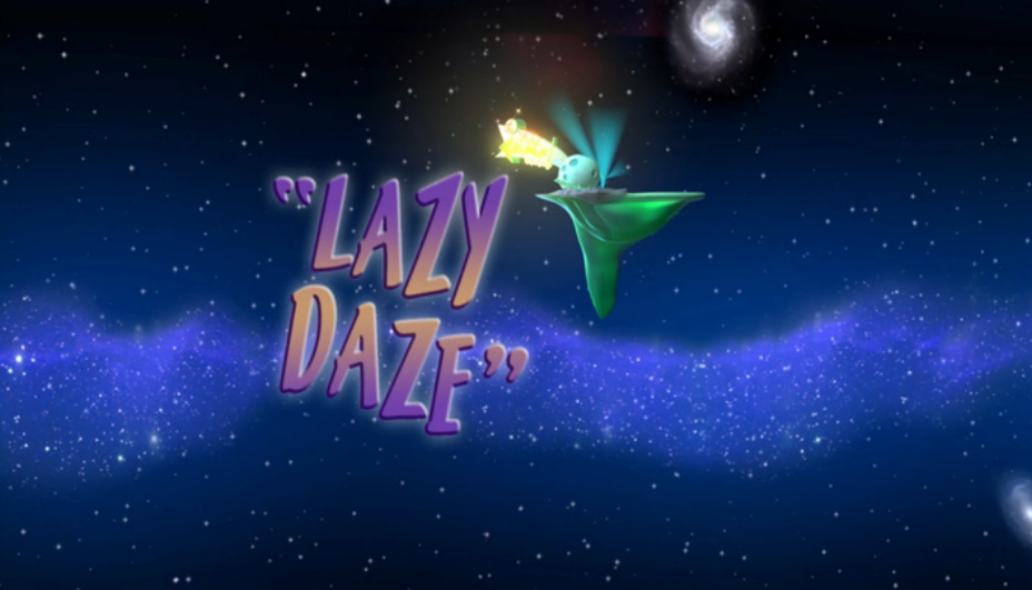 Lazy Daze/Commentary