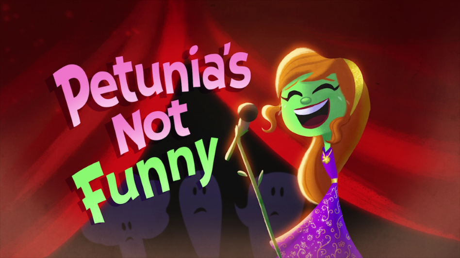 Petunia's Not Funny