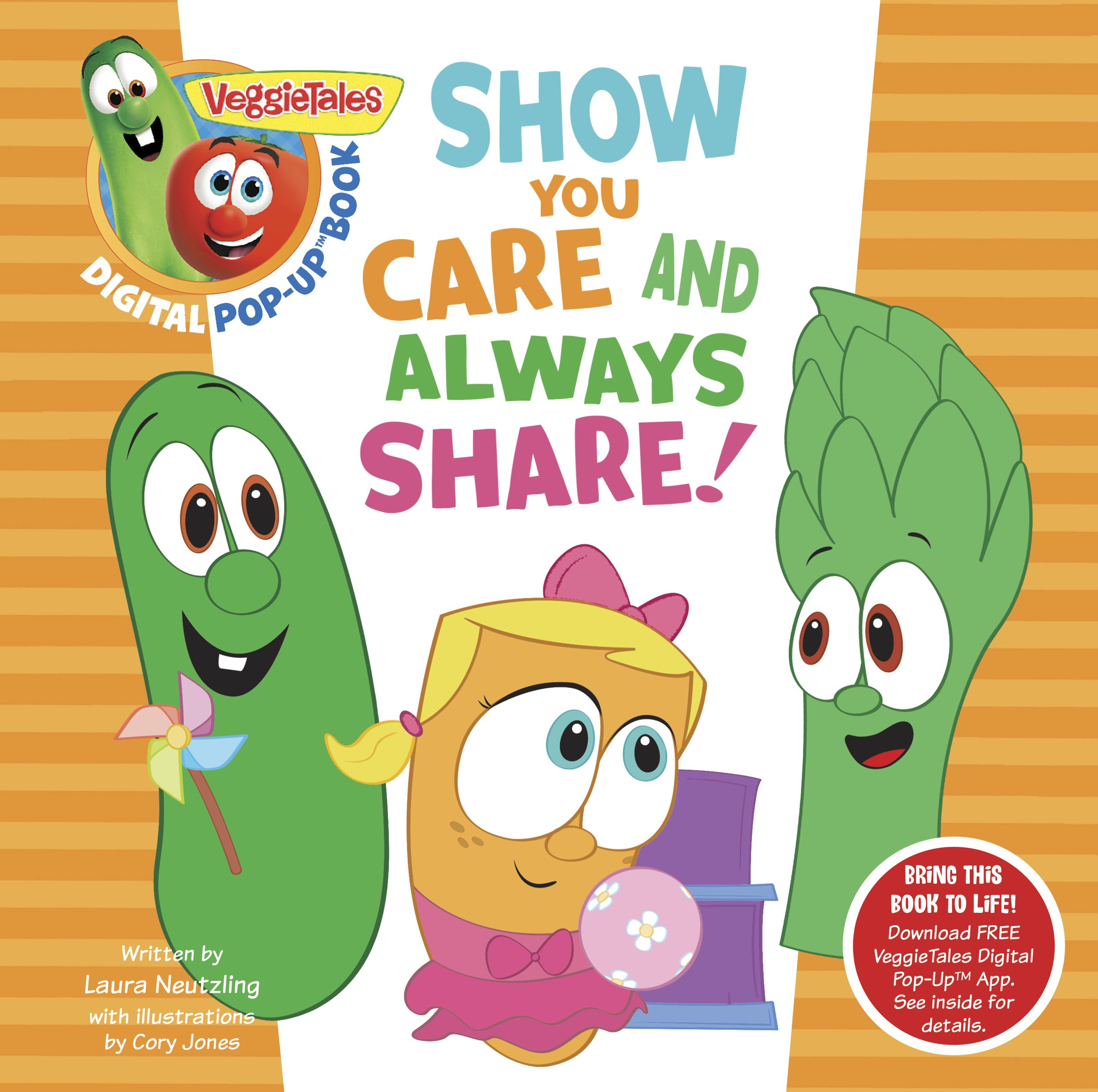 Show You Care and Always Share!