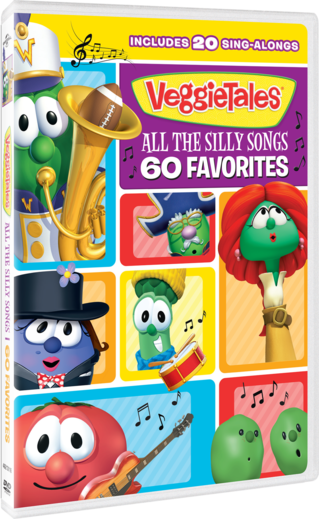 All the Silly Songs - 60 Favorites