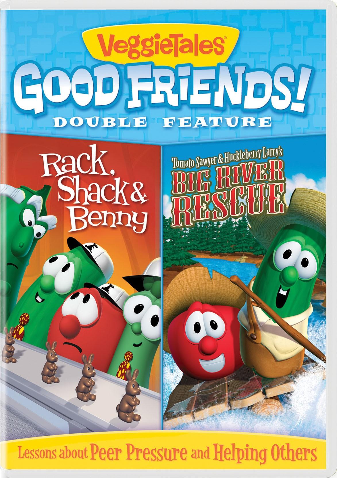Good Friends! Double Feature