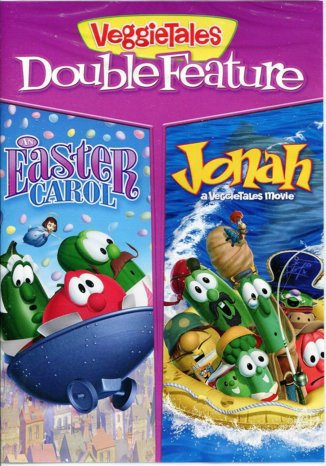 An Easter Carol/Jonah Double Feature