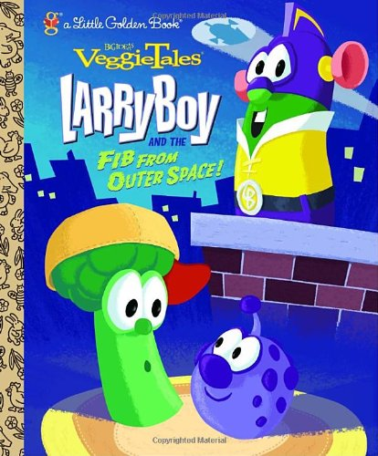 Larry-Boy! and the Fib from Outer Space! (book)/Credits