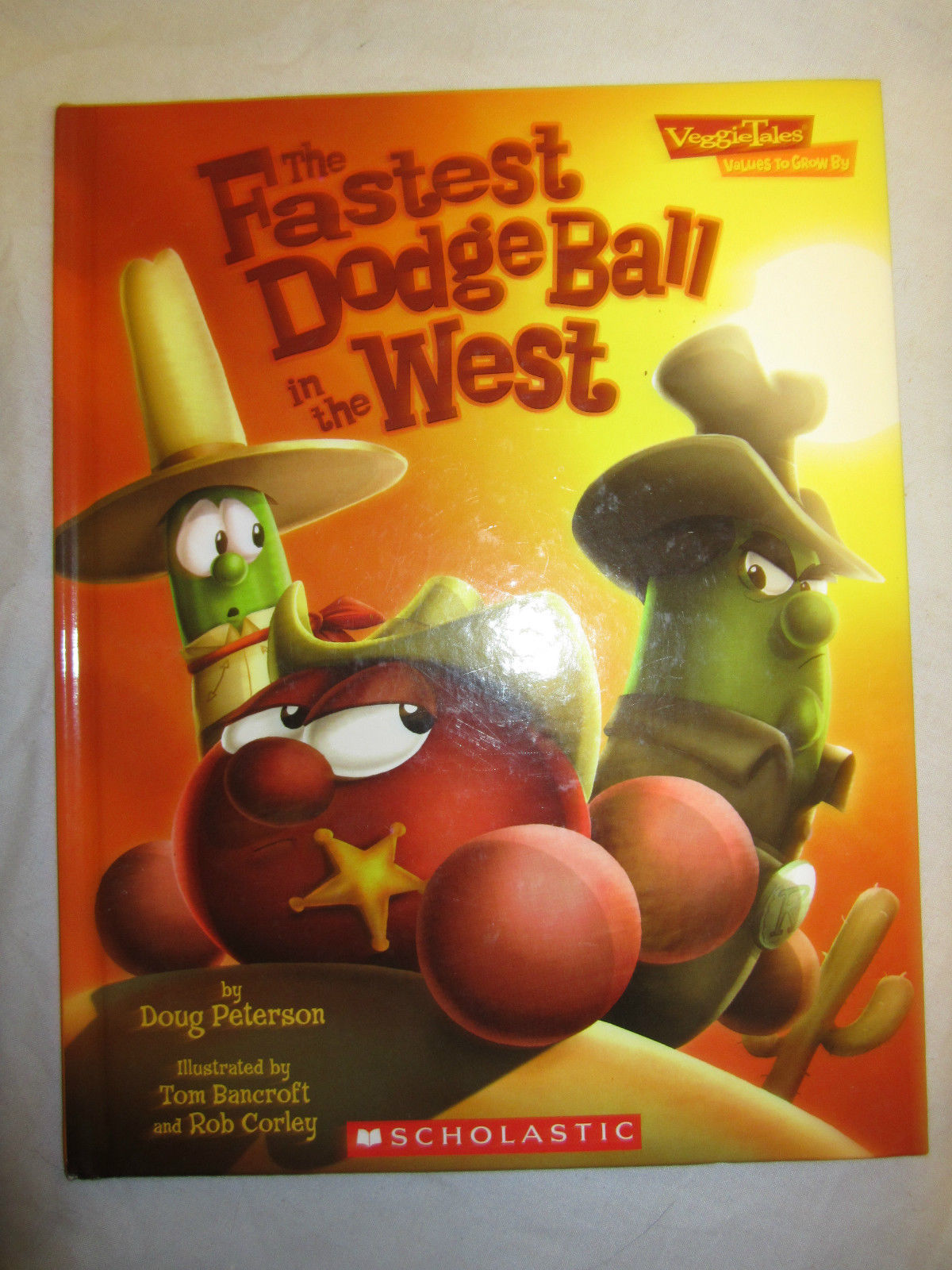 The Fastest Dodge Ball in the West