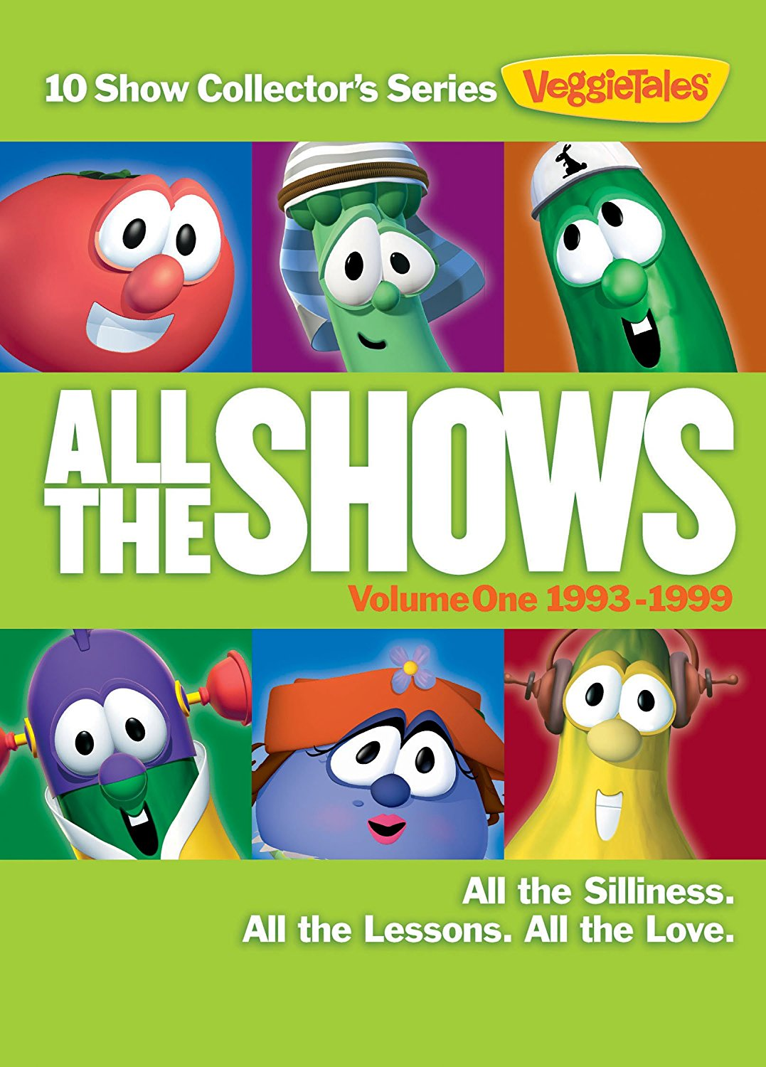 All the Shows Vol. 1 (1993-1999)