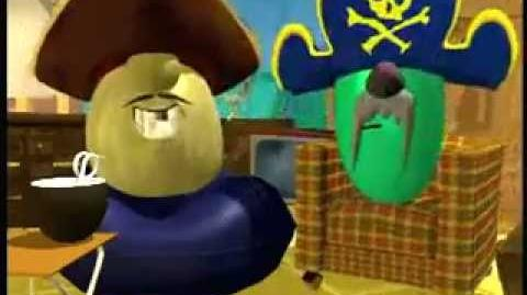 VeggieTales The Pirates Who Don't Do Anything - Silly Song