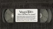 WGWIS 1stEDITION VHS Sticker Label