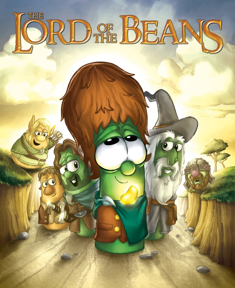 Lord of the Beans (book)