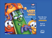 Larry Learns to Listen storybook