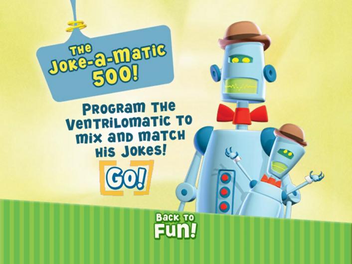 The Joke-a-Matic 5000