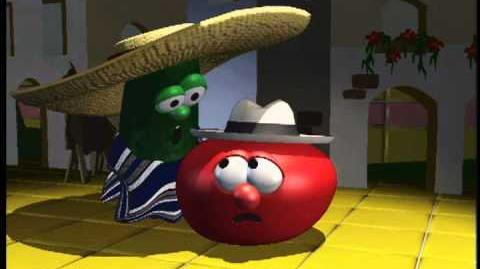 VeggieTales Dance of the Cucumber - Silly Song