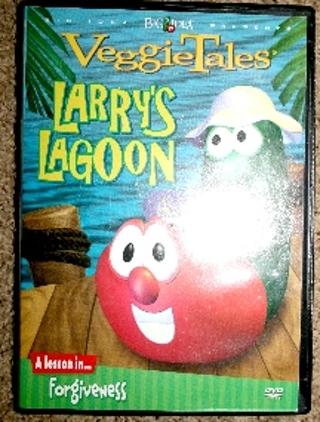 Larry's Lagoon (DVD)