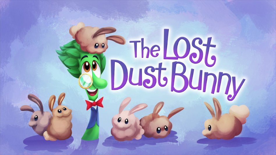 The Lost Dust Bunny