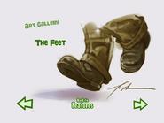 Snoodle Feet