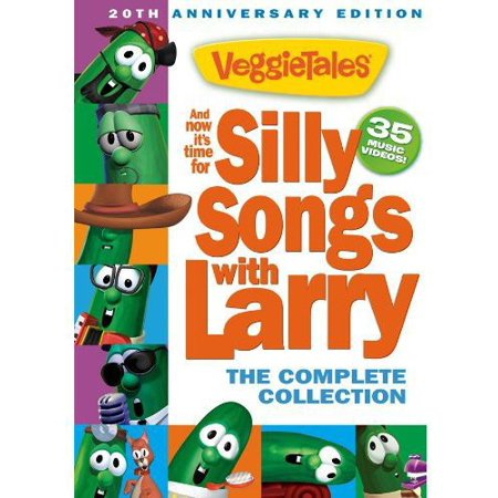 And Now It's Time for Silly Songs with Larry: The Complete Collection/Credits