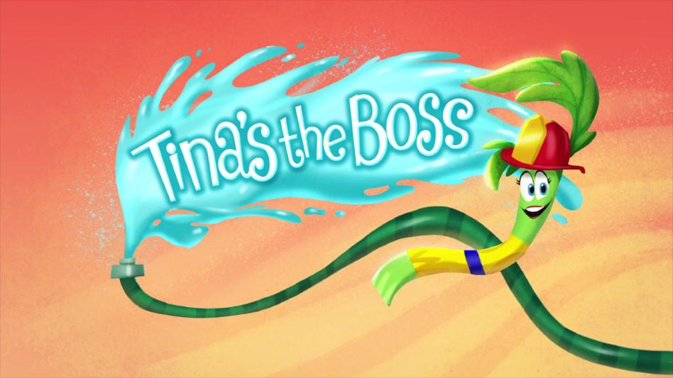 Tina's the Boss