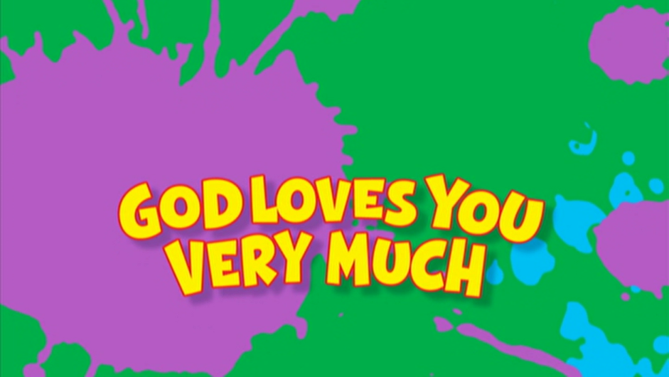 God Loves You Very Much/Credits