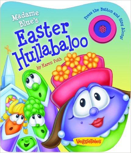Madame Blue's Easter Hullabaloo