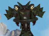 Mechanical Sea Monster