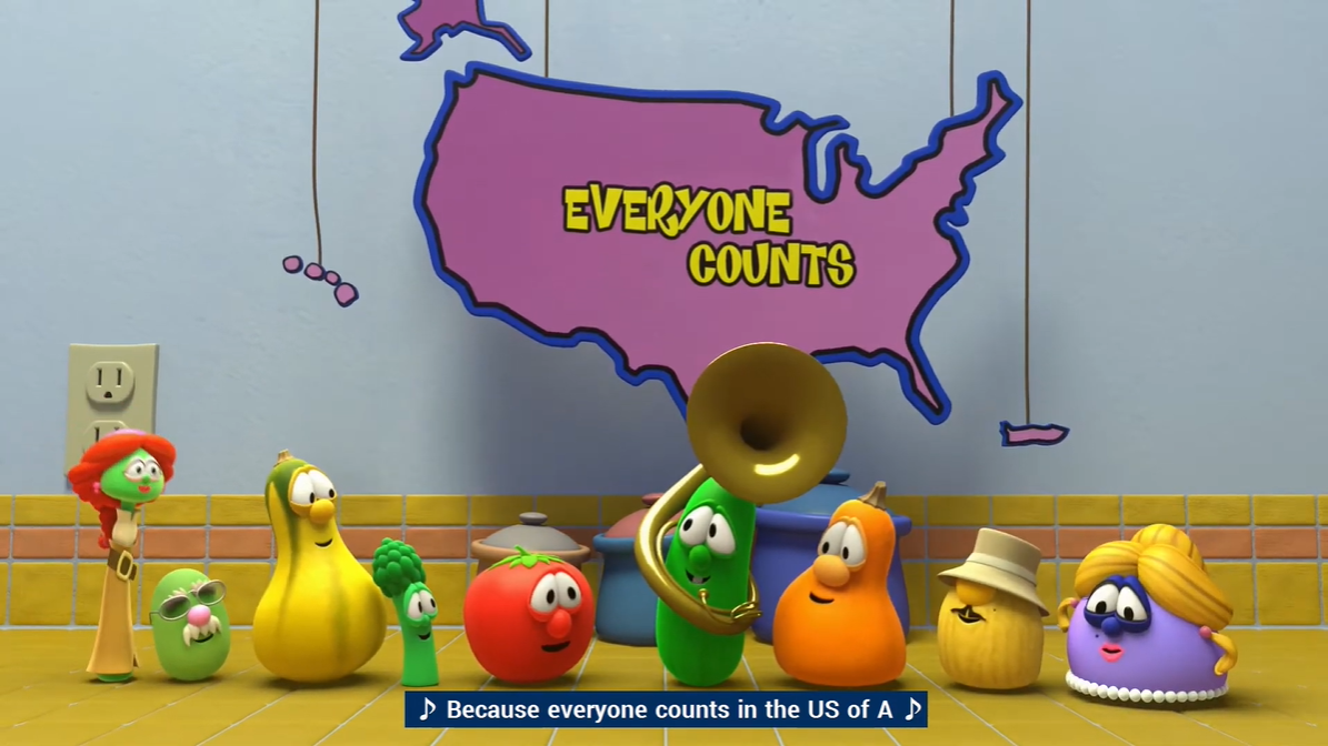Everyone Counts!