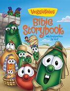 VeggieTales Bible Storybook With Scripture from the NIrV Big Idea Books