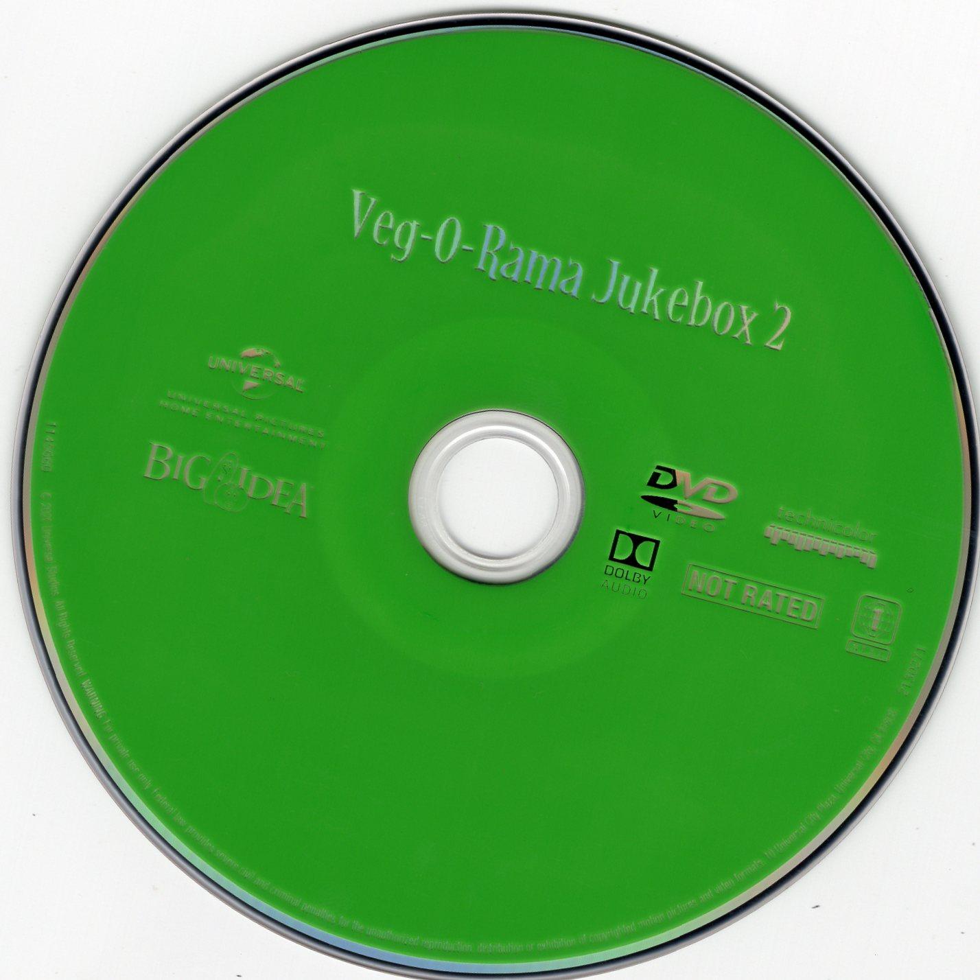 Veg-O-Rama Jukebox 2