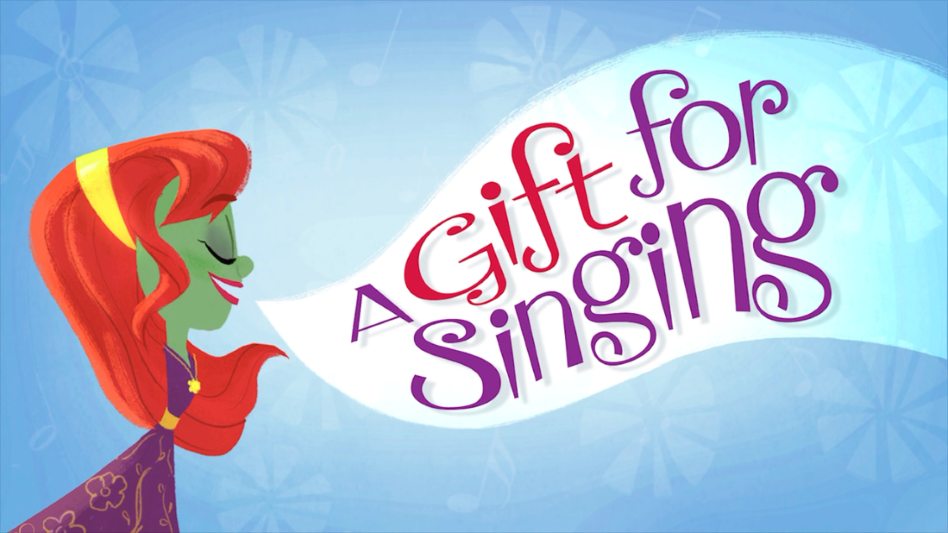 A Gift for Singing