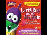 VeggieTales- LarryBoy and the Bad Apple Chick-fil-A CD