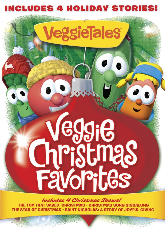 Veggie Christmas Favorites