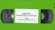 KG Screener Sticker Label