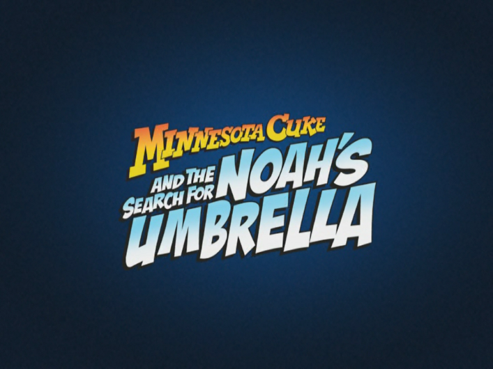 Minnesota Cuke and the Search for Noah's Umbrella/Commentary