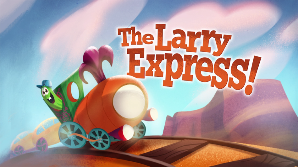 The Larry Express!