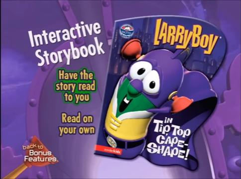 LarryBoy in Tip, Top Cape Shape!
