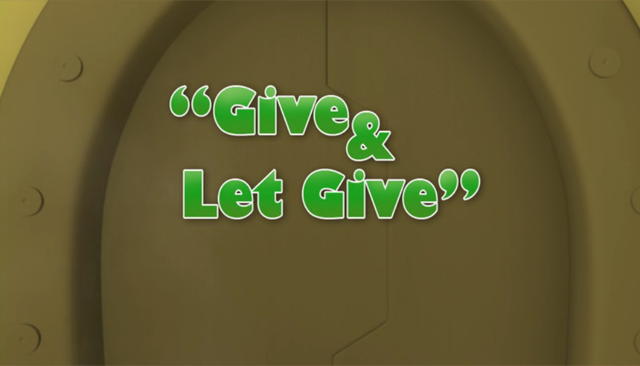 Give and Let Give/Commentary