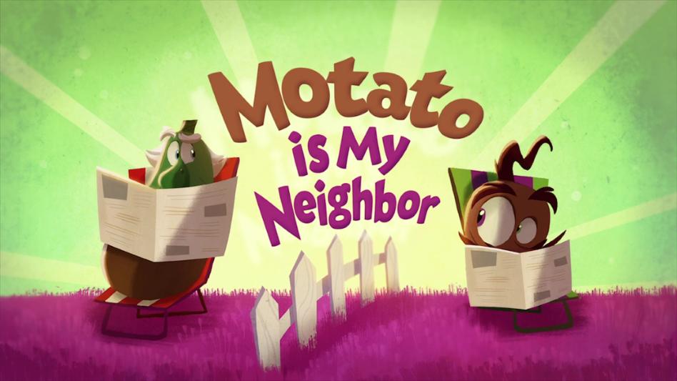 Motato is My Neighbor
