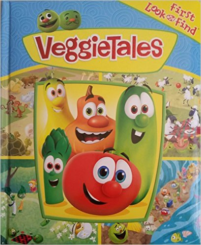 First Look and Find VeggieTales