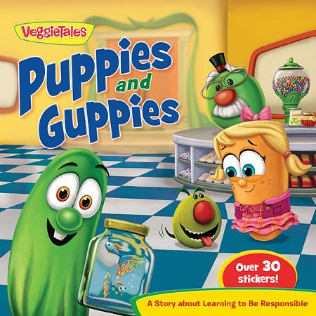Puppies and Guppies (book)