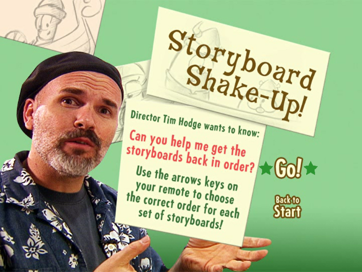 Storyboard Shake-Up!