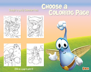 AST Coloring Pages