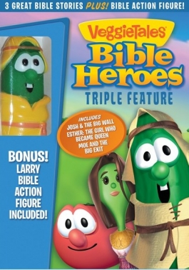 Bible Heroes! Triple Pack/Credits