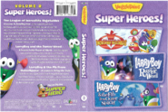 Super Heroes cover