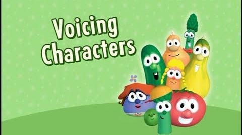 VeggieTales Voicing Characters