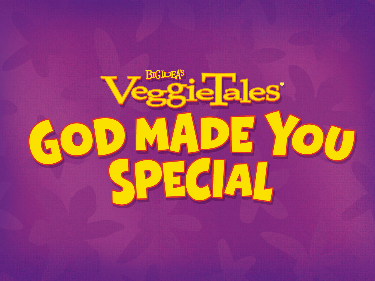 God Made You Special/Credits