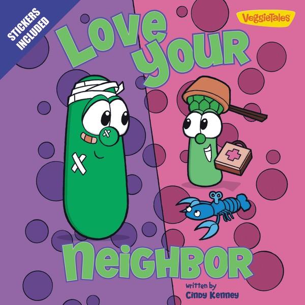 Love Your Neighbor (board book)